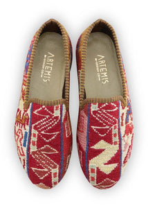 Men's Shoes - Men's Sumak Kilim Loafers - Size 39