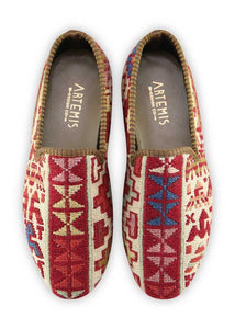 Men's Shoes - Men's Sumak Kilim Loafers - Size 40