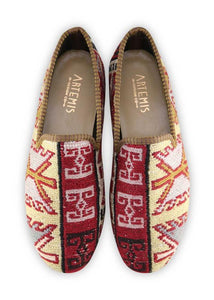 Men's Shoes - Men's Sumak Kilim Loafers - Size 41