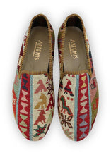 Load image into Gallery viewer, Men's Shoes - Men's Sumak Kilim Loafers - Size 42