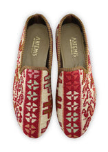 Load image into Gallery viewer, Men's Shoes - Men's Sumak Kilim Loafers - Size 43