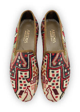 Load image into Gallery viewer, Men's Shoes - Men's Sumak Kilim Loafers - Size 44