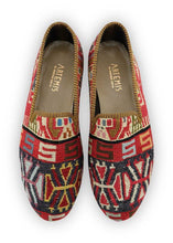 Load image into Gallery viewer, Men's Shoes - Men's Sumak Kilim Loafers - Size 46