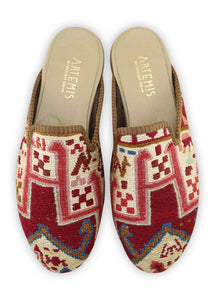 Men's Shoes - Men's Sumak Kilim Slippers - Size 43