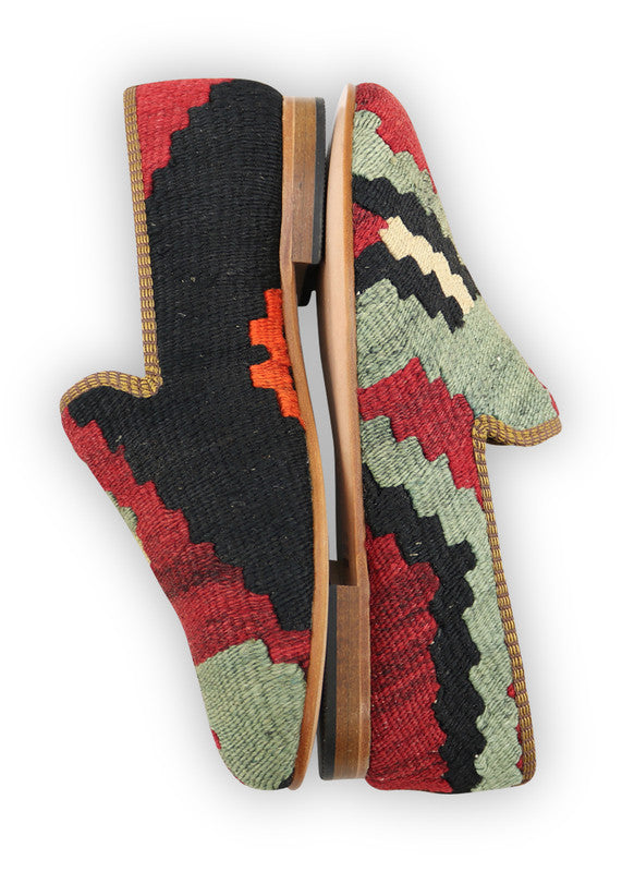 Load image into Gallery viewer, mens-kilim-loafers-MKLF41-0175S