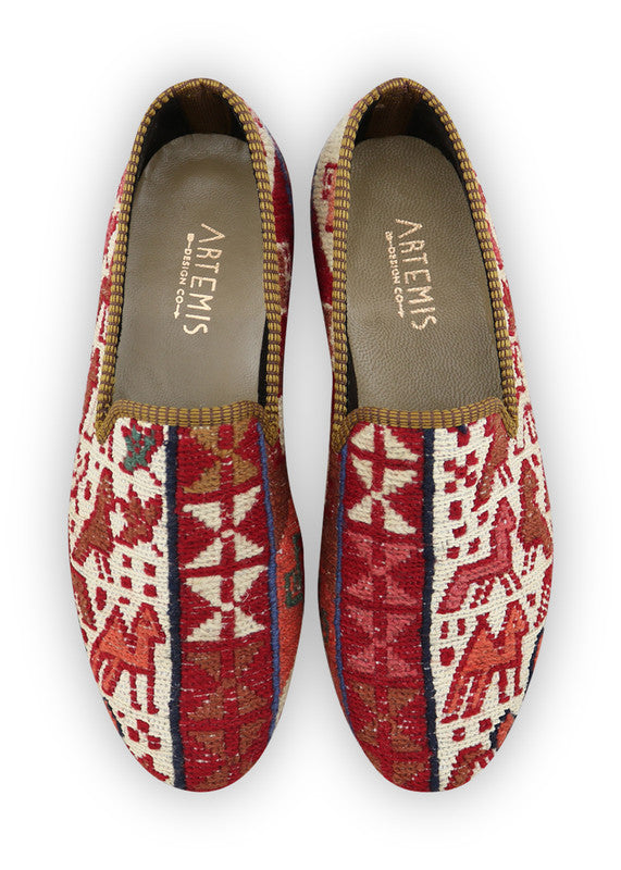 Load image into Gallery viewer, mens-kilim-loafers-MKLF42-0281