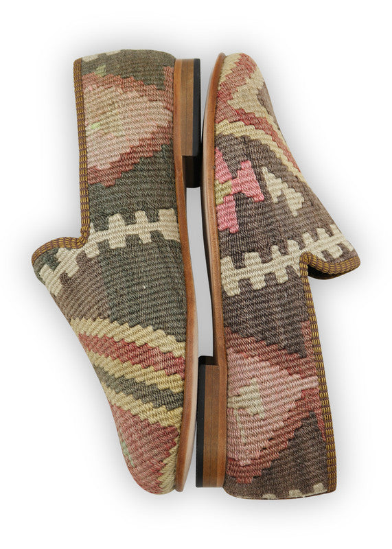 Load image into Gallery viewer, mens-kilim-loafers-MKLF42-0299S