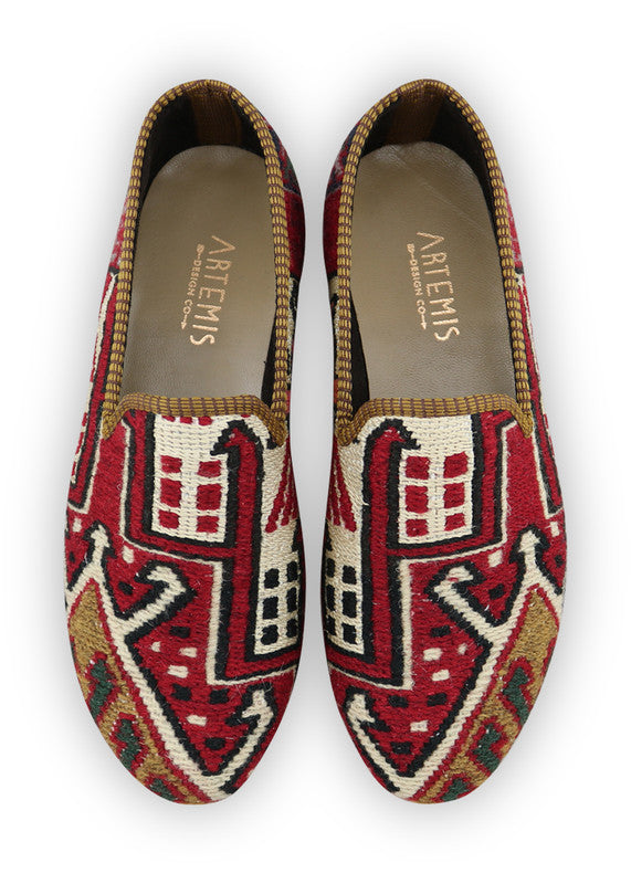 Load image into Gallery viewer, mens-kilim-loafers-MKLF42-0308