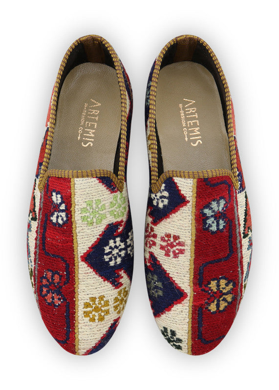 Load image into Gallery viewer, mens-kilim-loafers-MKLF43-0309