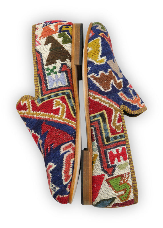Load image into Gallery viewer, mens-kilim-loafers-MKLF43-0324S