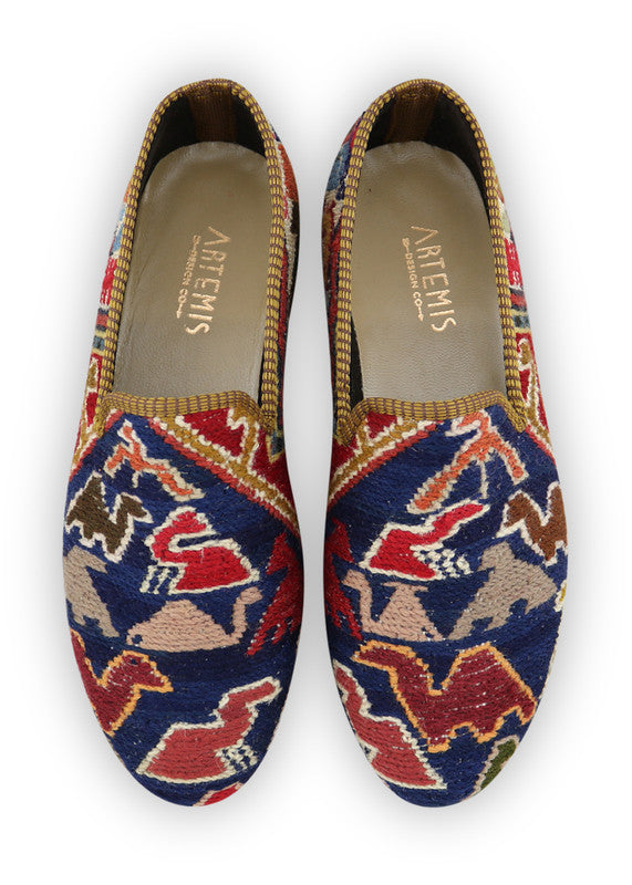 Load image into Gallery viewer, mens-kilim-loafers-MKLF43-0324
