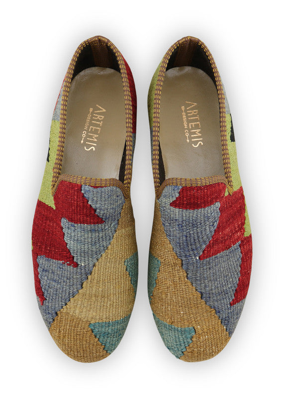 Load image into Gallery viewer, mens-kilim-loafers-MKLF44-0277