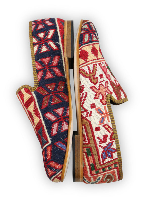 Load image into Gallery viewer, mens-kilim-loafers-MKLF44-0282S
