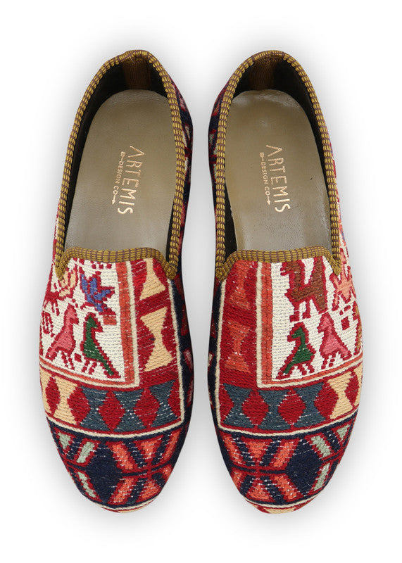 Load image into Gallery viewer, mens-kilim-loafers-MKLF44-0282