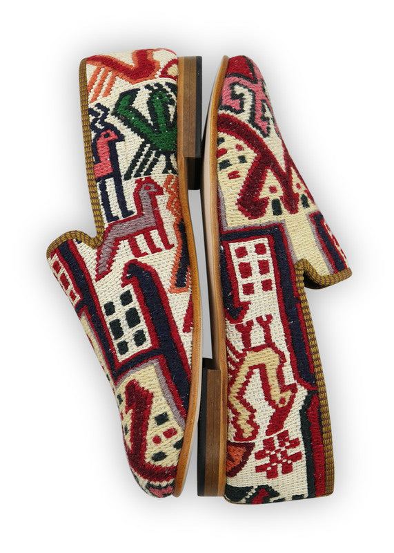 Load image into Gallery viewer, mens-kilim-loafers-MKLF44-0321S