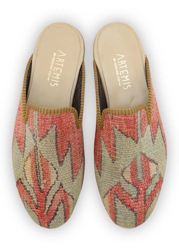 Load image into Gallery viewer, mens-kilim-slippers-MKSP42-0156