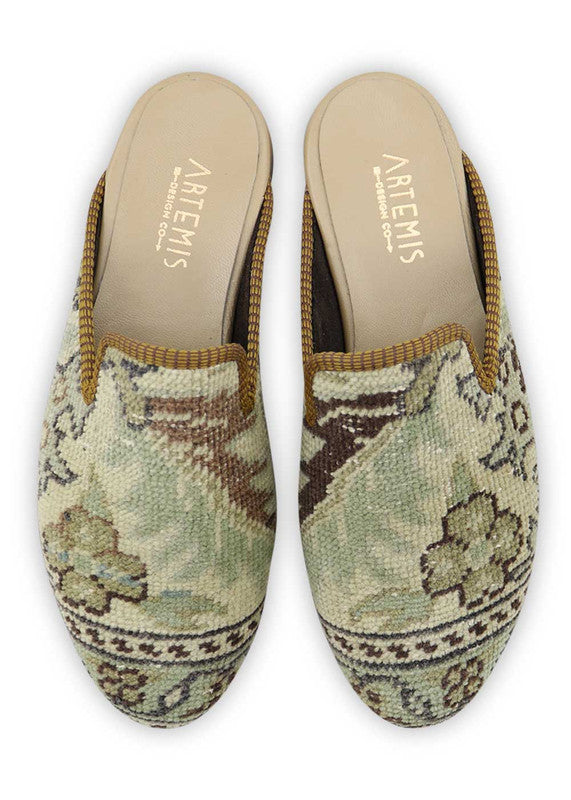 Load image into Gallery viewer, mens-kilim-slippers-MKSP43-0146