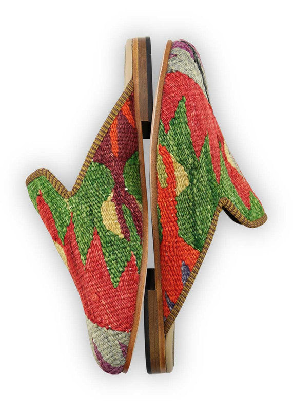 Load image into Gallery viewer, mens-kilim-slippers-MKSP43-0157S