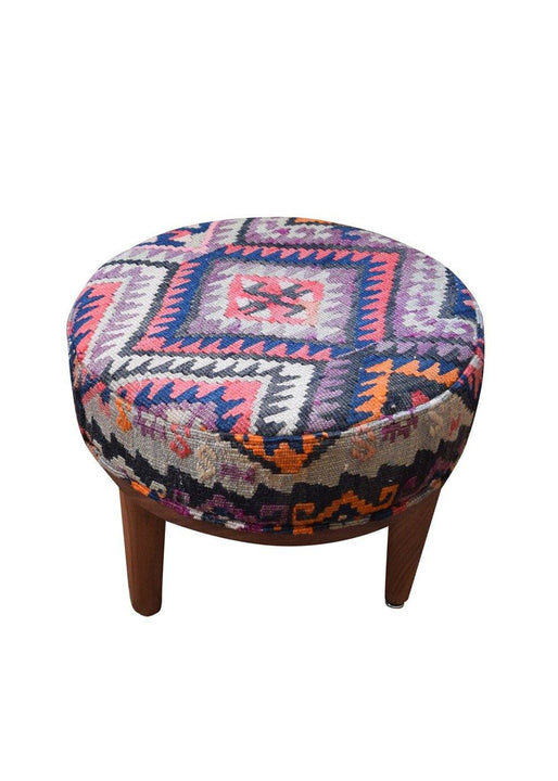Miscellany - Kilim Footstool - Now Sold Out!