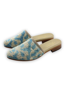 Women's Shoes - Carson Velvet Slide