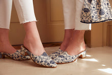 Load image into Gallery viewer, Women's Shoes - Jaipur Moss Mules