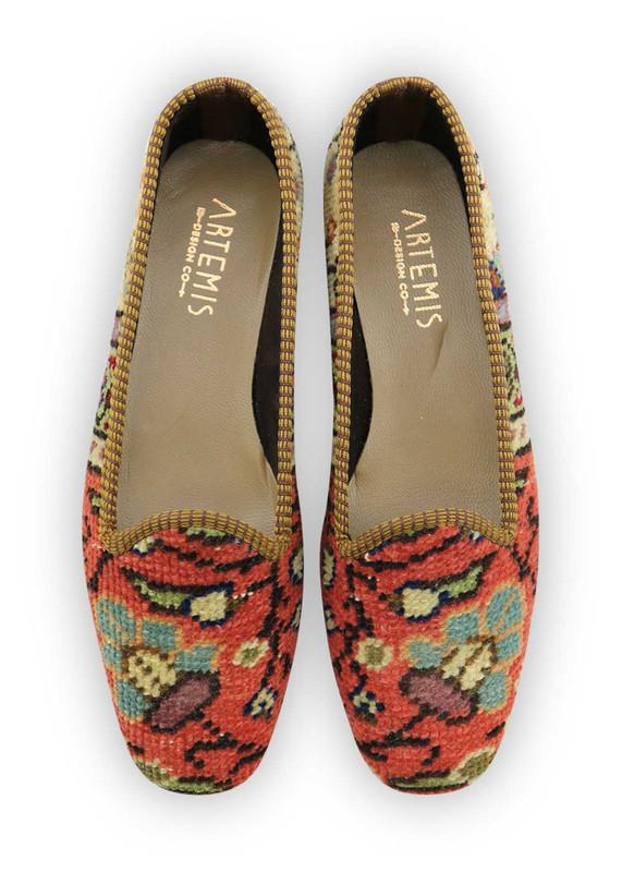Women's Shoes - Women's Carpet Loafers - Size 39