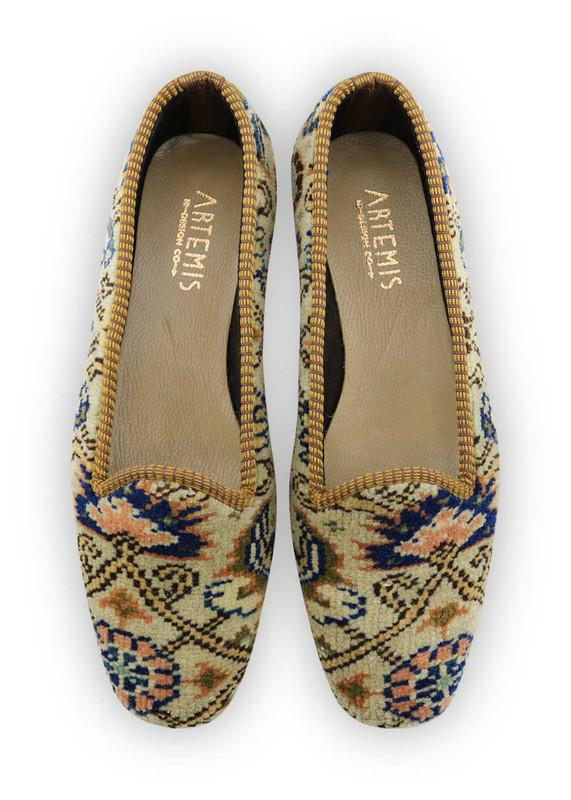 Women's Shoes - Women's Carpet Loafers - Size 42