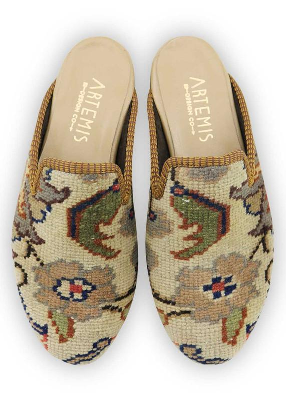 Women's Shoes - Women's Carpet Slippers - Size 37