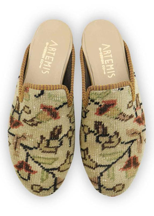 Women's Shoes - Women's Carpet Slippers - Size 38