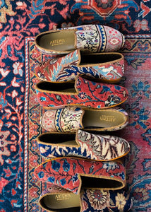 Women's Shoes - Women's Carpet Smoking Shoes - Size 36