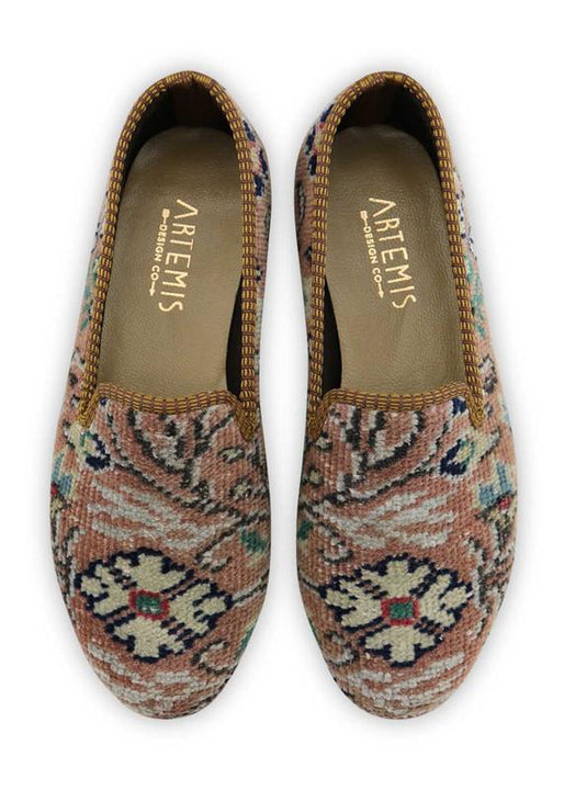 Women's Shoes - Women's Carpet Smoking Shoes - Size 38