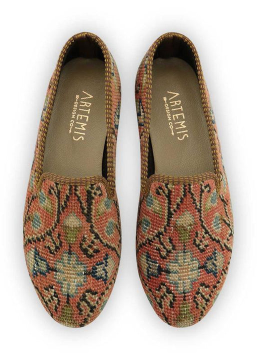 Women's Shoes - Women's Carpet Smoking Shoes - Size 39