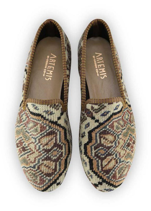 Women's Shoes - Women's Carpet Smoking Shoes - Size 41