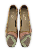 Load image into Gallery viewer, Women's Shoes - Women's Kilim Loafers - Size 37