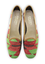 Load image into Gallery viewer, Women's Shoes - Women's Kilim Loafers - Size 40