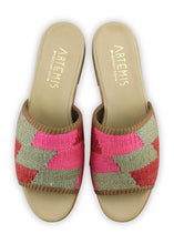 Load image into Gallery viewer, Women's Shoes - Women's Kilim Sandals - Size 37