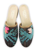 Load image into Gallery viewer, Women's Shoes - Women's Kilim Slides - Size 37