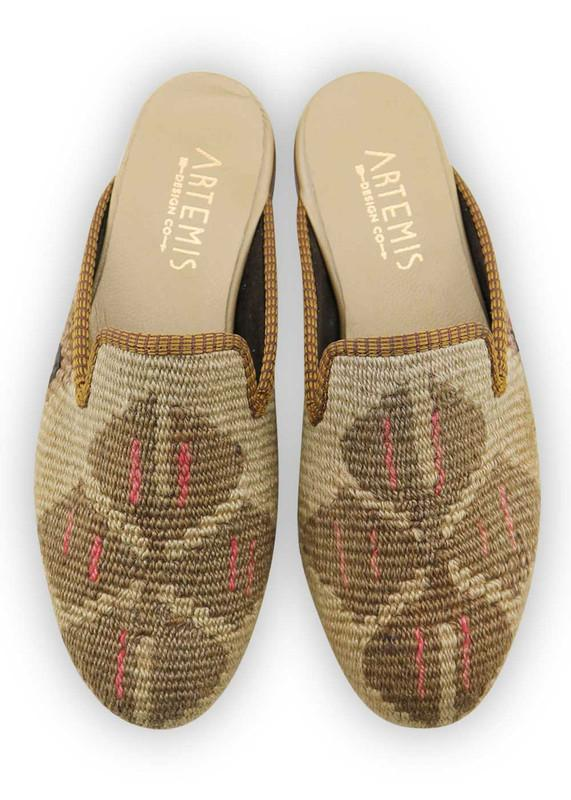 Load image into Gallery viewer, Women's Shoes - Women's Kilim Slippers - Size 39