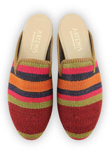 Load image into Gallery viewer, Women's Shoes - Women's Kilim Slippers - Size 40