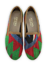 Load image into Gallery viewer, Women's Shoes - Women's Kilim Smoking Shoes - Size 40