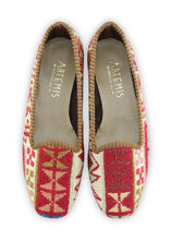 Load image into Gallery viewer, Women's Shoes - Women's Sumak Kilim Loafers - Size 36