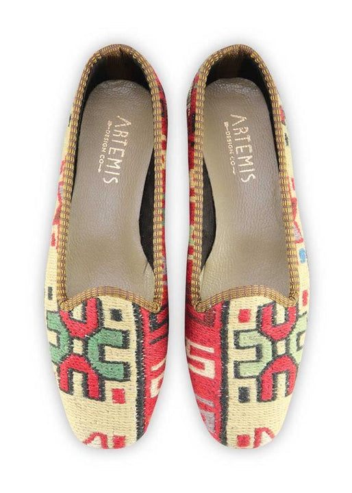 Women's Shoes - Women's Sumak Kilim Loafers - Size 38