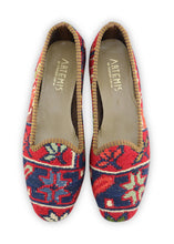 Load image into Gallery viewer, Women's Shoes - Women's Sumak Kilim Loafers - Size 40