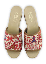 Load image into Gallery viewer, Women's Shoes - Women's Sumak Kilim Sandals - Size 40