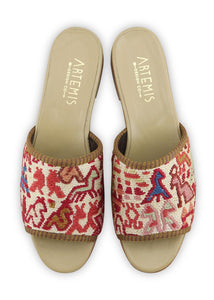 Women's Shoes - Women's Sumak Kilim Sandals - Size 40