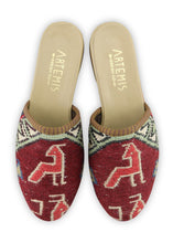 Load image into Gallery viewer, Women's Shoes - Women's Sumak Kilim Slides - Size 36