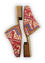 Load image into Gallery viewer, Women's Shoes - Women's Sumak Kilim Slides - Size 38