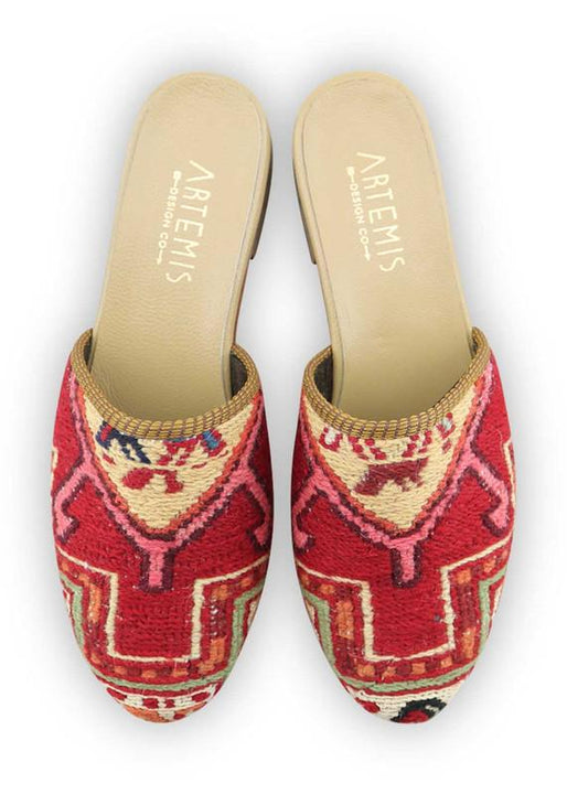 Women's Shoes - Women's Sumak Kilim Slides - Size 39