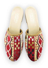 Load image into Gallery viewer, Women's Shoes - Women's Sumak Kilim Slides - Size 42