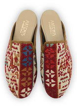 Load image into Gallery viewer, Women's Shoes - Women's Sumak Kilim Slippers - Size 41